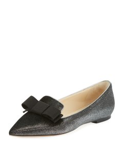 Jimmy Choo Gray Flats