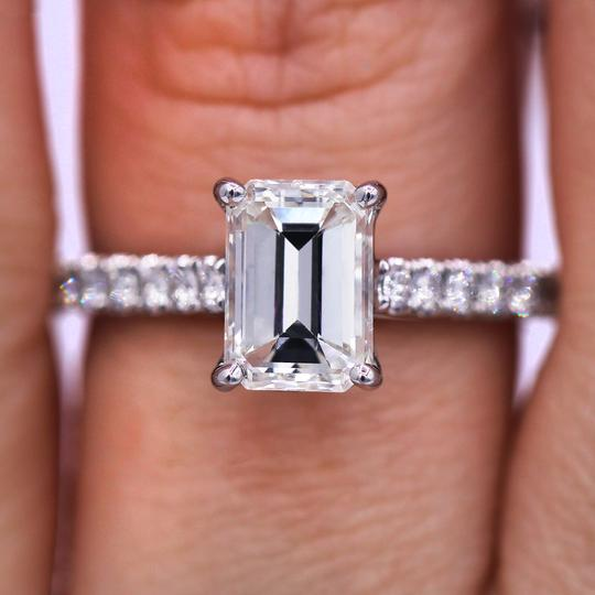 Preload https://img-static.tradesy.com/item/23016169/egl-certified-131-carat-emerald-cut-diamond-engagement-ring-0-0-540-540.jpg