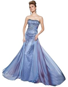 Tony Bowls for Mon Cheri Prom Ball Gown Gown Dress