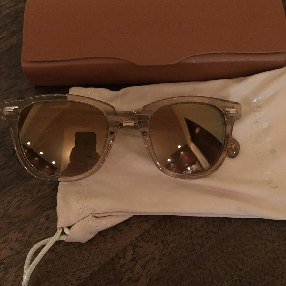 0cc8f2ae59 Oliver Peoples Pink Masek Sunglasses - Tradesy