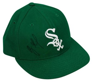 Chicago White Sox St. Patricks Day Benji Gil Autographed Hat