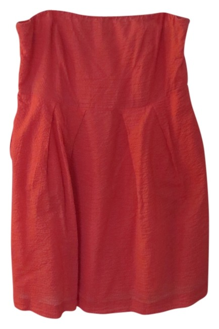 Preload https://img-static.tradesy.com/item/2301697/jcrew-coral-above-knee-cocktail-dress-size-16-xl-plus-0x-0-0-650-650.jpg