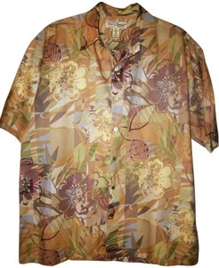 Tori Richard Button Down Shirt Floral