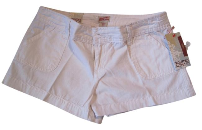 Preload https://item4.tradesy.com/images/mossimo-supply-co-white-2-pair-of-cargo-minishort-shorts-size-6-s-28-2301733-0-0.jpg?width=400&height=650
