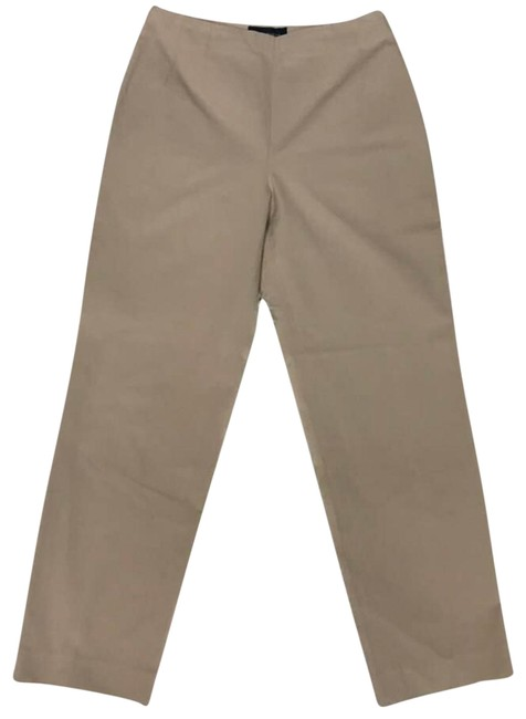 Item - Tan Audrey Stretchy Cotton 42 Pants Size 6 (S, 28)