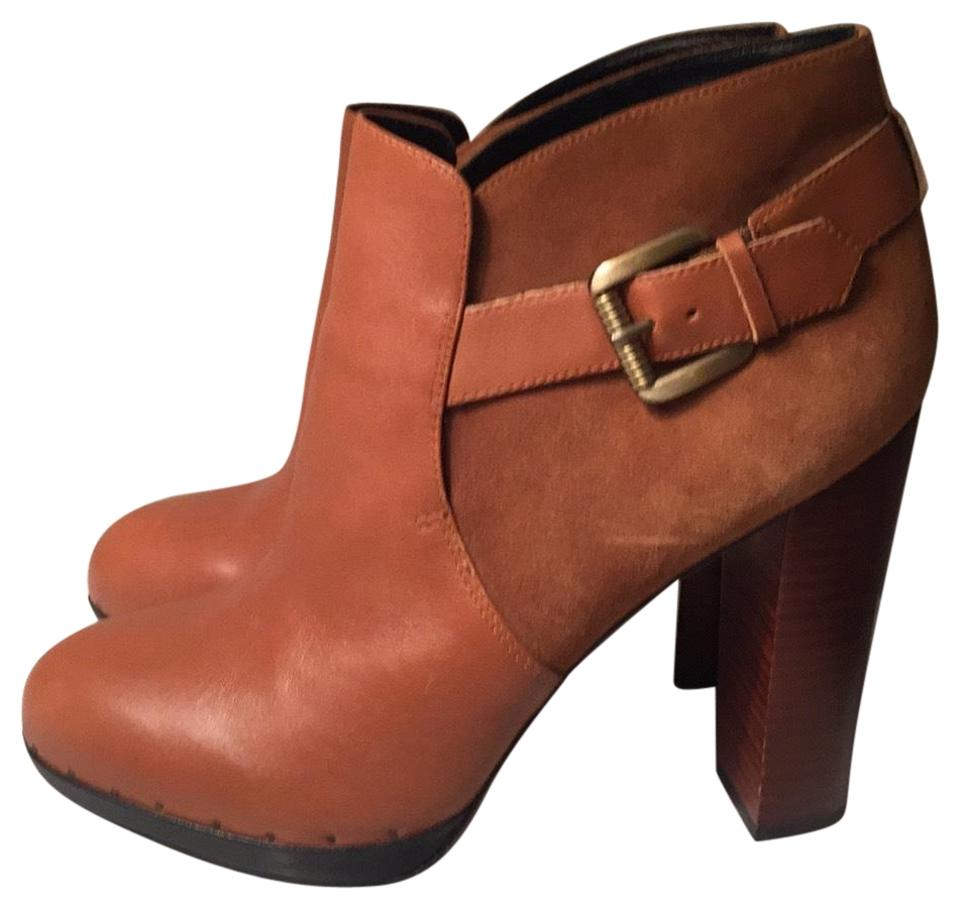 0f6544737fe45a Sam Edelman Lulu Suede-leather Ankle Boots Booties Size US 10 ...