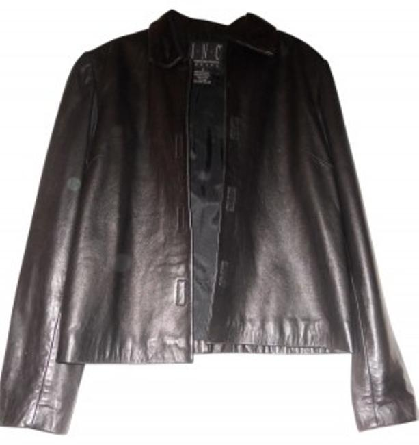 Preload https://item4.tradesy.com/images/inc-international-concepts-black-coat-crop-leather-jacket-size-4-s-23018-0-0.jpg?width=400&height=650