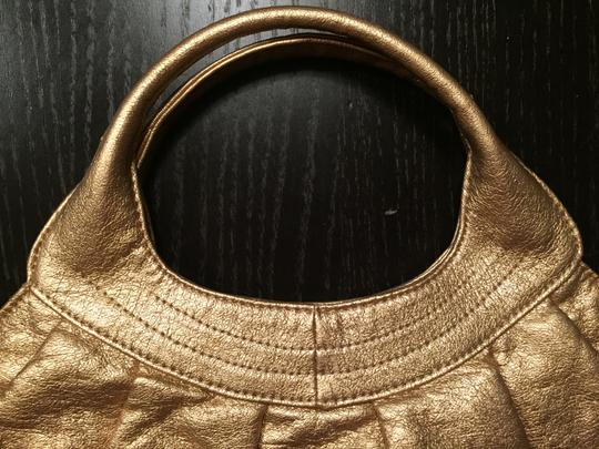 Old Navy Gold Clutch