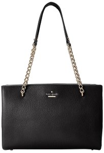 Kate Spade New York Emerson Place Small Phoebe Shimmer Leather Shoulder Bag