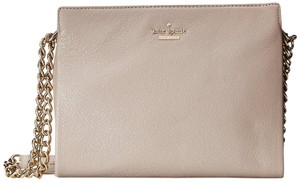 Kate Spade Emerson Lane Mini Convertible Phoebe Pebble Leather New York Cross Body Bag