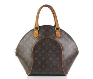 Louis Vuitton Lv Ellipse Lv Lv Neverfull Lv Ellipse Mm Lv Tote in Monogram
