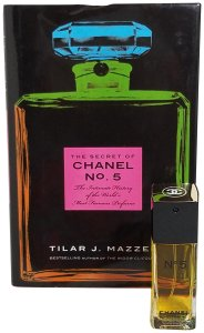 Chanel Chanel Number Five 1.7 Ounce Perfume and Book