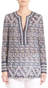 Tory Burch New Longsleeve New With Tag Spring Thin Shirt Classic Shirt Tunic