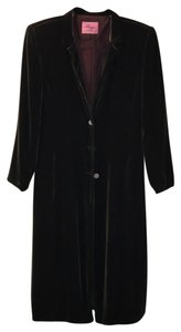 Rouge Trench Coat