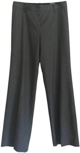 The Limited Theory Ann Taylor Trouser Pants Charcoal