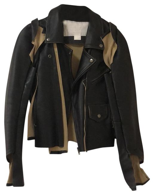 Item - Black H&m Capsule Collection Re-issue Jacket Size 4 (S)