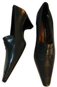 Fratelli Rossetti Made In Itally Hunter Green Pumps