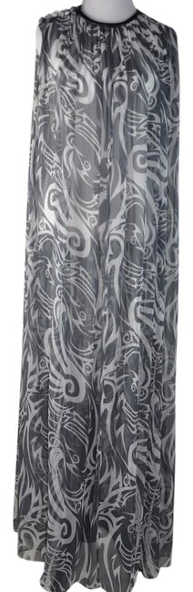 Preload https://item1.tradesy.com/images/thomas-wylde-multi-color-black-white-leather-trim-silk-sheer-long-casual-maxi-dress-size-10-m-2301975-0-0.jpg?width=400&height=650
