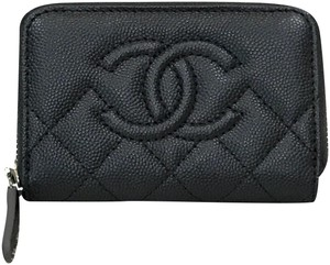 Chanel a70002 Chanel cc coin purse