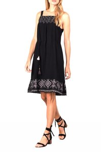 Margaret O'Leary short dress Black on Tradesy