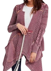 Free People Cardigan All Washed Out Sweater
