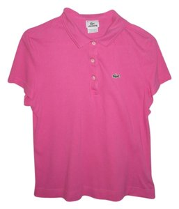 Lacoste Top Light Pink