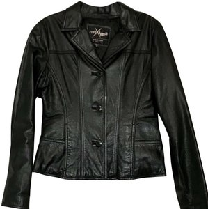 Maxima Leather Jacket
