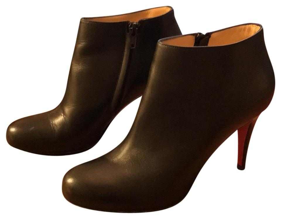 woman Christian Louboutin Black Belle Boots/Booties Nice and charming charming charming 68ba88