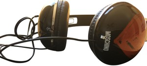 Moschino Peace & Love Headphones