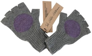 The Elder Statesman The Elder Statesman cashmere fingerless gloves NEW