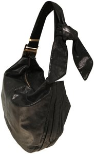 Badgley Mischka Bags Leather Bags Bags Shoulder Bags Leather Bags Hobo Bag
