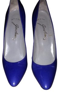 Garolini Royal Blue Pumps