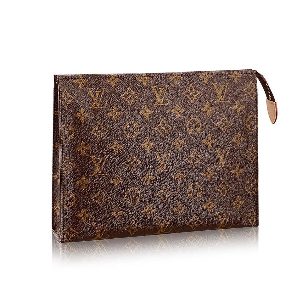 4809511c874d6 Louis Vuitton Monogram Toiletry 26 Pouch Cosmetic Bag - Tradesy