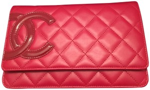 Chanel Wallet On Chain Woc Cambon Cross Body Bag