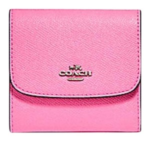 Coach COACH SMALL WALLET IN CROSSGRAIN LEATHER F87588