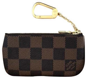 Louis Vuitton 2018 Damier Key Pouch and Cardholder Wallet