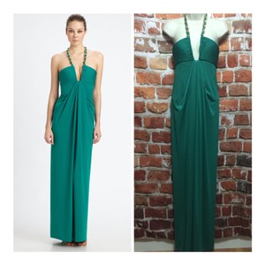 55c865f000a01 Green BCBGMAXAZRIA Formal Dresses - Up to 70% off a Tradesy