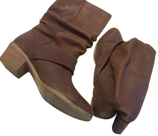 Item - Brown Boots/Booties Size US 8.5 Narrow (Aa, N)