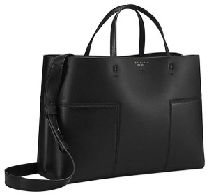 Tory Burch Tote in Black/Black