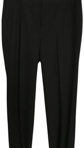 Semantiks Straight Pants black