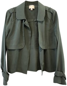 Ella Moss Military-inspired Spring Military Jacket
