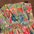 Lilly Pulitzer Multi State Patch Lottie Mid-length Short Casual Dress Size 0 (XS) Lilly Pulitzer Multi State Patch Lottie Mid-length Short Casual Dress Size 0 (XS) Image 3