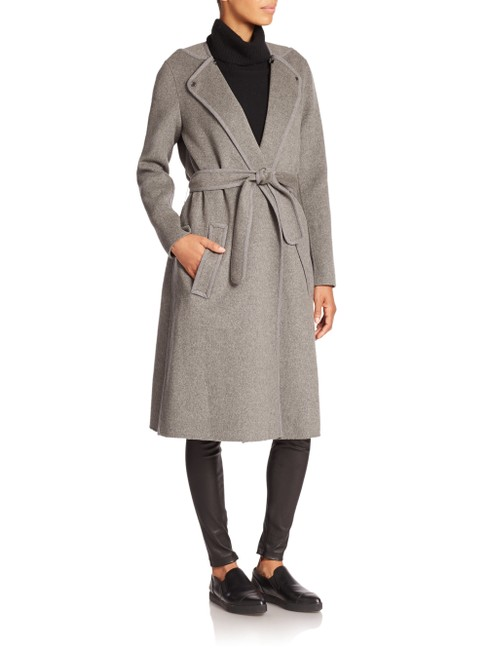 Vince Trench Coat Image 3