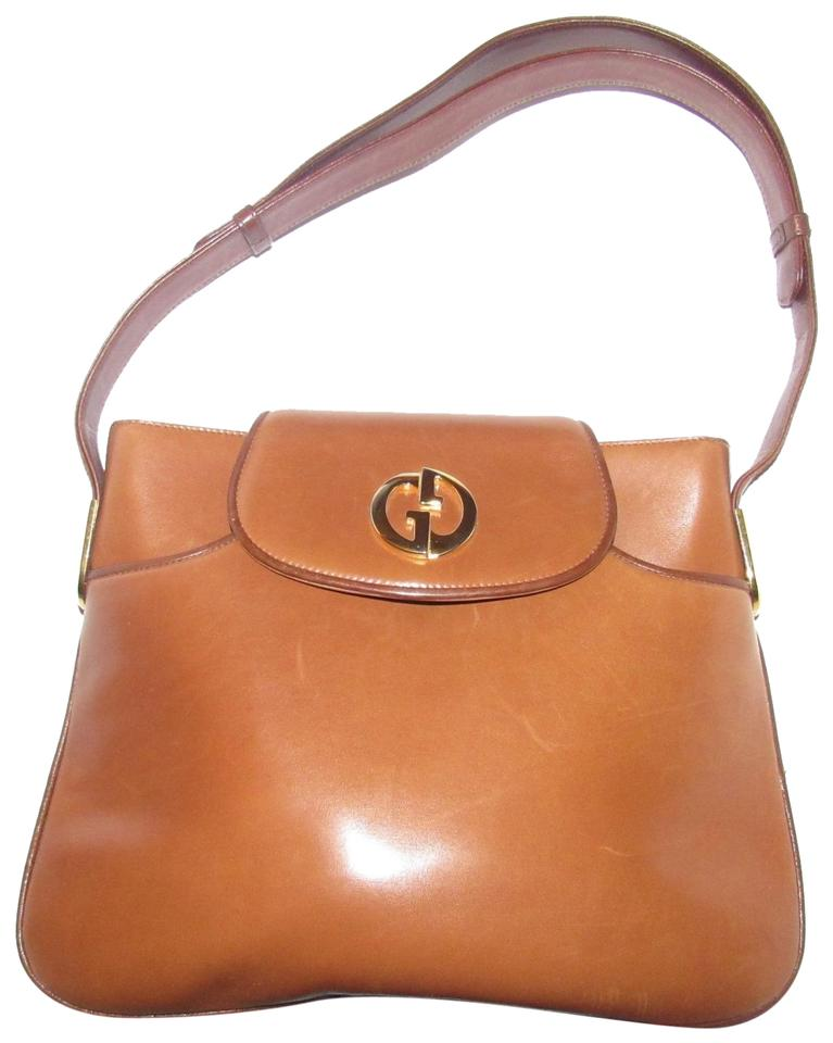 Gucci Hobo Shoulder Mint Vintage Multiple Compartment Roomy Organized 1973 Style Bag