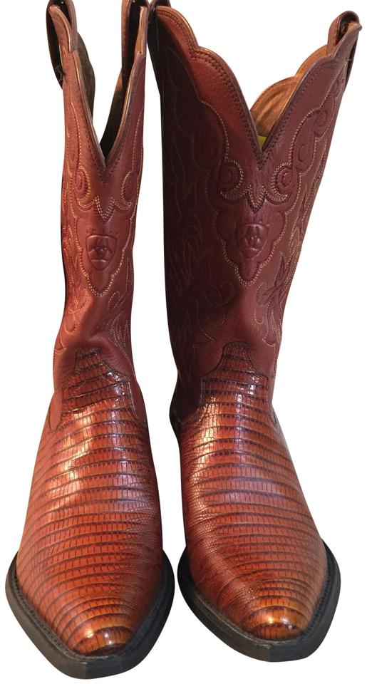 Ariat Rustic Brown Whiptail Ladies Boots/Booties Boots/Booties Ladies 66ee72