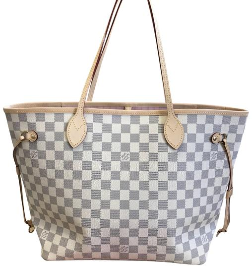 Louis Vuitton Neverfull 2018 Never Used Mm. Box Dustbag Tag and ... d754a109afc1b