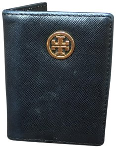 Tory Burch Leather Card Case Mini Wallet