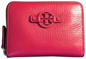 Tory Burch Tory Burch Gooseberry Zip Coin, Key & Card Case NWT