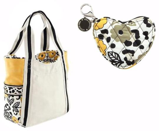 Preload https://item2.tradesy.com/images/vera-bradley-colorblock-w-matching-sweetheart-coin-go-wild-canvas-tote-2302636-0-0.jpg?width=440&height=440