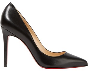 Christian Louboutin Pigalle Follies So Kate Nappa Black Pumps